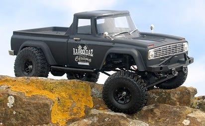 Carisma Scale Adventure SCA-1E Coyote Truck